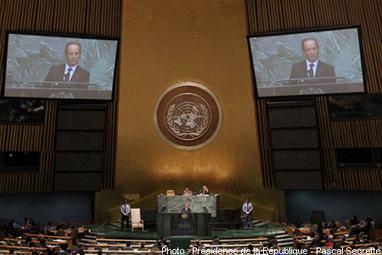 Bilan de la 67ème session de l'AGNU (02.10.12) - France-Diplomatie-Ministère des Affaires étrangères | Du bout du monde au coin de la rue | Scoop.it