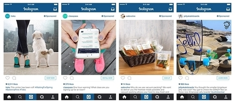 Instagram Unleashes a Fully Operational Ad Business | Pinterest & Instagram for Nonprofits | Scoop.it