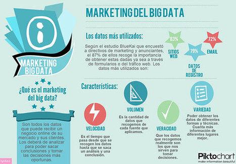 ¿Qué es el marketing de Big Data? - lynkoo | E-commerce | Scoop.it