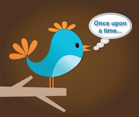 A little bird told me... | Transmedia: Storytelling for the Digital Age | Scoop.it