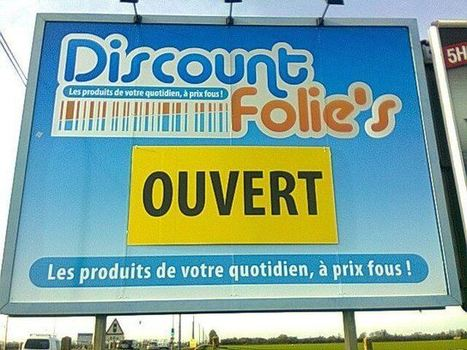 Insolite: Une supérette spécialisée dans la vente de produits périmés! | Actualités & Tendances | Scoop.it