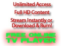 Free Online TV Player - Watch LIVE TV on your PC for FREE!   Watch LIVE TV on Your PC, Over 2000 Channels and Movies for FREE!   Just like every drop of rain...   Scoop.it