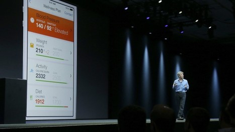 Apple's iPhone Just Stepped Closer To Shaping Your Health Costs - Forbes | health and wellness | Scoop.it