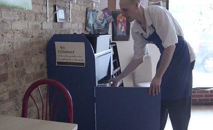 Video Interlude : Watch How a Chicago Restaurant Creates Zero Waste   Food & chefs   Scoop.it