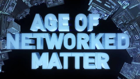 """Why """"Networked Matter"""" Is One Futurist Concept You Need to Know 