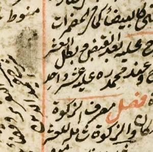 Disponibile online la collezione di manoscritti arabi della Biblioteca Nazionale Centrale di Firenze | Généal'italie | Scoop.it