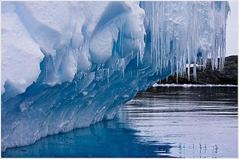 Οι Αρκτικές περιοχές είναι πιο ευάλωτες στις μεταβολές του κλίματος ενώ πολλές φορές στο παρελθόν είχαν λιώσει οι πάγοι τους | physics4u | Scoop.it