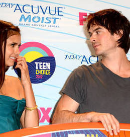 Ian Somerhalder and Nina Dobrev Will Suit Up for the 2013 Celebrity Beach Bowl! | pop culture and fashion. Social and Technology | Scoop.it