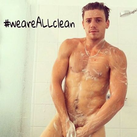 Going viral: naked shower selfies to tackle HIV stigma | Gay News | Scoop.it