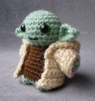 Winter DIY: The Cutest Star Wars Crochet in the Galaxy - GeekSugar.com | Crochet, Knit, Sew, Crafts | Scoop.it