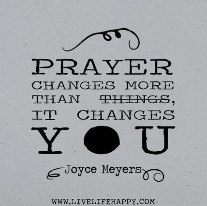 Prayer Changes | Praying | Scoop.it