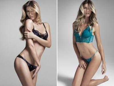 Gisele Bundchen Strips Down for Sexy Lingerie Ad Campaign (PHOTOS & VIDEO) - Celebuzz | Sex Marketing | Scoop.it