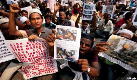 The many faces of genocide - Rohingya | Human Rights and the Will to be free | Scoop.it