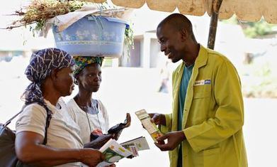 Better inputs, better business – making Kenyan farmers richer | Agricultural Research | Scoop.it