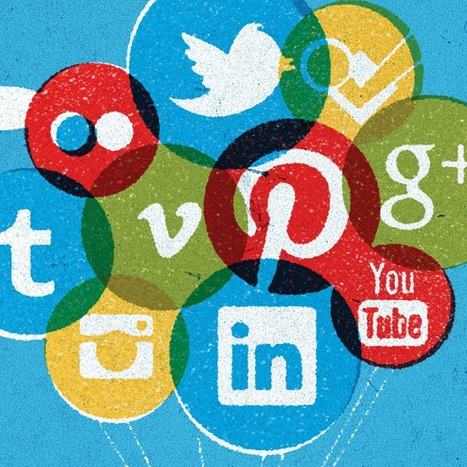 How to Be A Social (Media) Climber | Social Media Resources & e-learning | Scoop.it