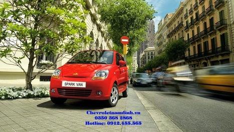 Chevrolet Spark Van 2014 luôn nổi bật với ngôn ngữ thiết kế độc đáo, đầy cá tính. - SPARK - SPARK VAN- AVEO-CAPTIVAL | Chevrolet Spark | Scoop.it