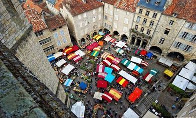 France's best food and antique markets: readers' travel tips | France travel | Scoop.it