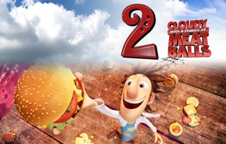 Download Cloudy with a Chance of Meatballs 2 Movie | New Movies | Scoop.it