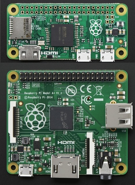 A Tour of the Pi Zero | Introducing the Raspberry Pi Zero | Adafruit Learning System | [OH]-NEWS | Scoop.it