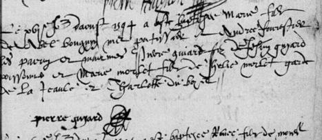 La Pissarderie: Chronique d'une famille de Poitiers :Les Bouquin de Poitiers (du XVIe et XVIIe) | La Pissarderie | Scoop.it