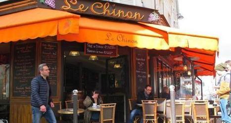 Le Chinon , une institution au coeur de Montmartre - 20/04/2016, Chinon (37) - La Nouvelle République | Office de Tourisme du Pays de Chinon | Scoop.it