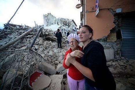 Italy Earthquake Devastates Several Towns, Kills Dozens | YGlobalBiz Education | Scoop.it