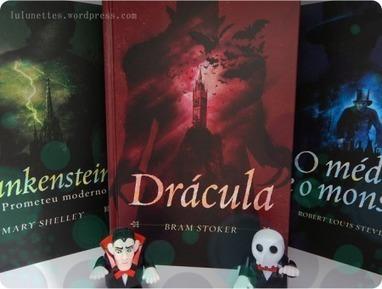 [Achados (Livros) Inesperados] Frankenstein, O Médico e o Monstro, Drácula e Auto da Compadecida | Ficção científica literária | Scoop.it