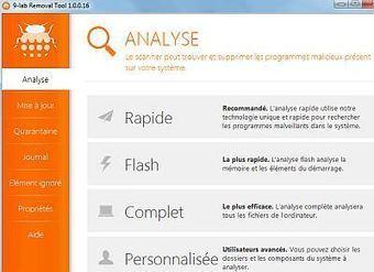 9-Lab Removal Tool - Rechercher et supprimer les logiciels malveillants | Time to Learn | Scoop.it