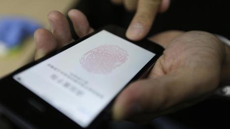 L'iPhone 5S lit vos empreintes digitales, est-ce grave ? | digitalcuration | Scoop.it