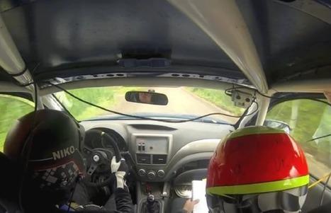 VIDEO – A bordo en el Rally del Sur 2014 - Colombia Motor Fans   rally colombiano   Scoop.it