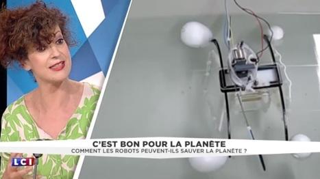 Les robots peuvent-ils sauver la planète ? • Néoplanète | Une nouvelle civilisation de Robots | Scoop.it