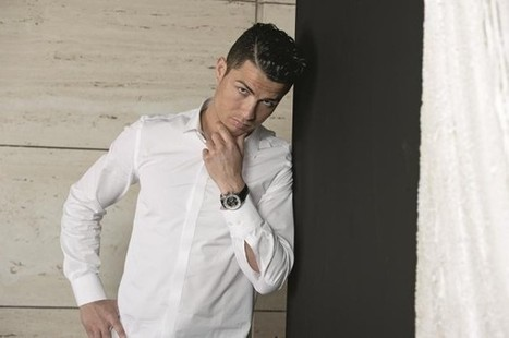 TAG Heuer campaign with Cristiano Ronaldo   VIP   Scoop.it