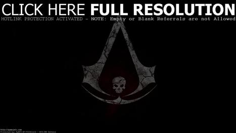 Black Flag Assassins Creed Symbol HD Wallpaper #3781 Wallpaper | gamejetz.com | gamejetz wallpapers | Scoop.it