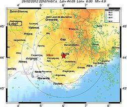 Un immense séisme simulé à Barcelonnette | Revue de presse internet | Scoop.it
