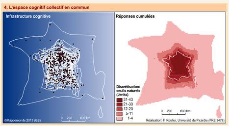 Synthèses cartographiques des représentations mentales de l'espace - Mappemonde | Quoi de neuf sur le Web en Histoire Géographie ? | Scoop.it