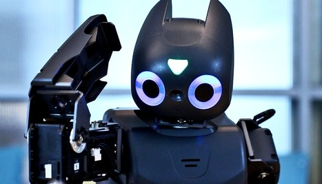 Kids teach this robot to play Angry Birds - Futurity | Cyborg Lives | Scoop.it