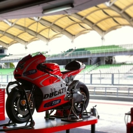 Ducati moving slow, if not backwards | GPone.com | Ductalk Ducati News | Scoop.it