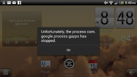 "Cara Memperbaiki ""com.google.process.gapps proses telah berhenti"" di Android 