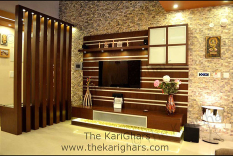 Living Room Design by Karighars | Home Interior Design <br>The Karighars can  decorate, design, furnish your dream home | Scoop.it
