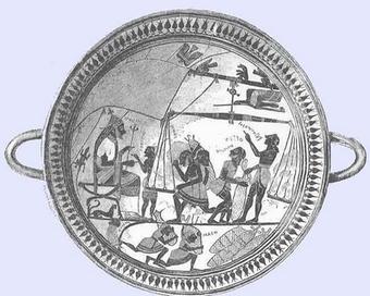 Vite dit n° 33 : Petit résumé des causes de la colonisation grecque ... | CAPES Histoire-Géographie | Scoop.it