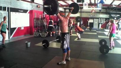 After only four years of competing, pilot qualifies for CrossFit Games - Florida Today | CrossFit Inspiration | Scoop.it