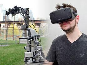 Dora : une expérience de téléprésence dopée à la réalité virtuelle | Innovation et technologie | Scoop.it
