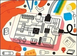 Life with Raspberry Pi: The hot $25 computer may just spark a coding revolution in schools - The Digital Shift | Invent To Learn: Making, Tinkering, and Engineering in the Classroom | Scoop.it