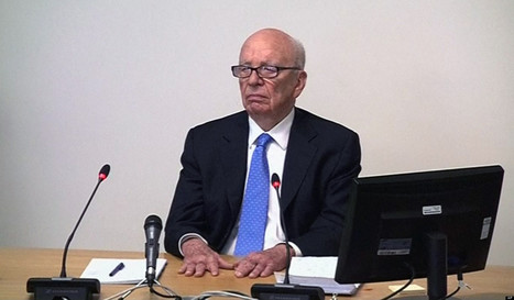 Murdoch Hit With Huge Wave Of New Hacking Allegations | Rupert Murdoch Phone Hacking Scandal | Scoop.it