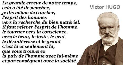 Victor Hugo - Discours à l'Assemblée nationale (1848-1871) | Methode DISC et communication | Scoop.it