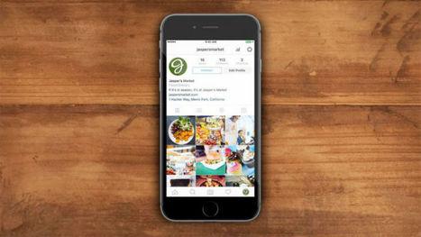 Бизнес профили в Инстаграм и все, что Вам нужно о них знать | Социальные сети и бизнес | Scoop.it