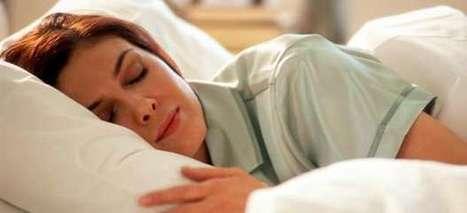 Dormir mejor: hacerlo boca abajo supone riesgos para la espalda | SaludyBelleza | Scoop.it