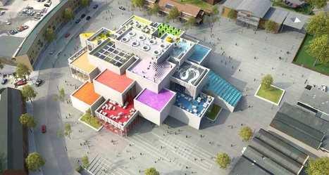Lego se construit son musée en briques - Les Échos | L'univers des jeux | Scoop.it