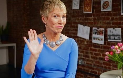 Shark Tank's Barbara Corcoran: 4 Things Successful Entrepreneurs Do   Product & Business   Scoop.it
