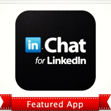 InChat App for LinkedIn | iOS,Android | Blink Chat for LinkedIn™ | Scoop.it
